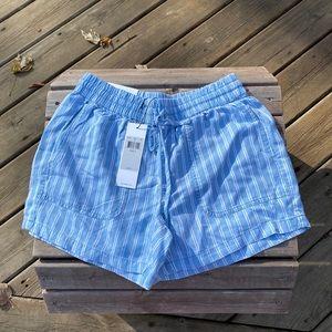 CALVIN KLEIN Baby Blue Shorts